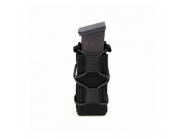 Warrior Elite Ops MOLLE Single Quick Mag for 9mm Pistol (5 COLORS)
