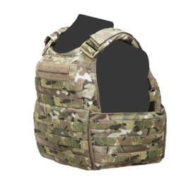 Warrior Elite Ops MOLLE DCS (LARGE) Special Forces Plate Carrier Base Only (5 COLORS)