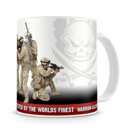 Warrior Mug with Stack