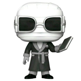 FUNKO POP figure Universal Monsters Invisible Man Black and White - Exclusive (608)