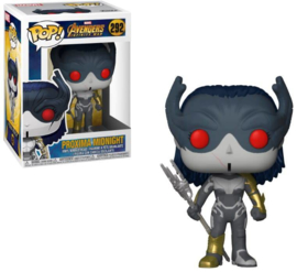 FUNKO POP figure Marvel Avengers Infinity War Proxima Midnight (292)