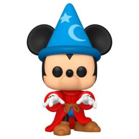 FUNKO POP figure Disney Fantasia 80th Sorcerer Mickey (990)