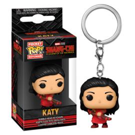 FUNKO Pocket POP Keychain Marvel Shang-Chi Katy