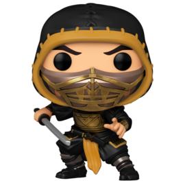 FUNKO POP figure Mortal Kombat Scorpion (1055)