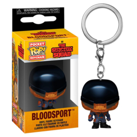 FUNKO Pocket POP Keychain DC The Suicide Squad Bloodsport