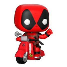 FUNKO Marvel Deadpool & Scooter Funko POP figure (48)