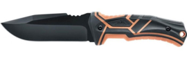 UMAREX Walther Alpina Sport ODL Folding Knife (BLACK-ORANGE)