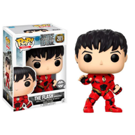 FUNKO POP figure DC Unmasked Flash - Exclusive (201)
