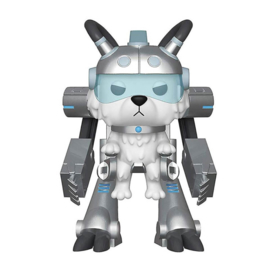 FUNKO Pop figure Rick and Morty Snowball in Mech Suit - 15cm (569)