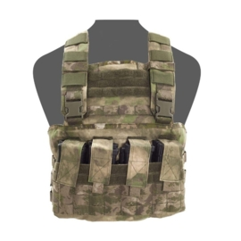 Warrior Elite Ops MOLLE Gladiator Chest Rig (A-TACS FG)