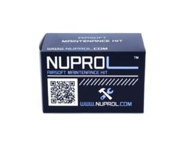 NUPROL Airsoft Maintenance Kit