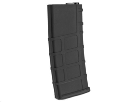 LONEX Real-Cap MilSim magazine M4/M16 - 30 BBs (BLACK)