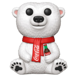 FUNKO POP figure Coca Cola Polar Bear (58)