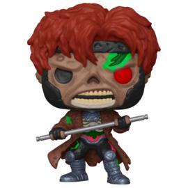 FUNKO POP figure Marvel Zombies Gambit (788)