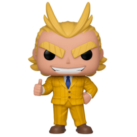 FUNKO POP figure My Hero Academia Teacher All Might (604)