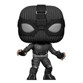 FUNKO POP figure Marvel Spiderman Far From Home Spiderman Stealth Suit (469)