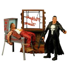 Marvel Select Punisher figure - 18cm