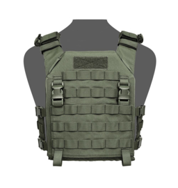 Warrior Elite Ops MOLLE Recon Plate Carrier - SAPI (OLIVE DRAB)