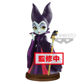 Disney Sleeping Beauty Maleficent Q Posket figure - 7cm