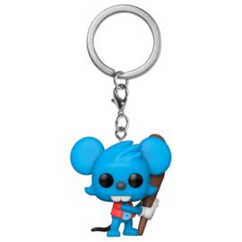 FUNKO Pocket POP keychain Simpsons Itchy