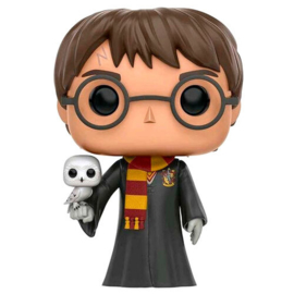 FUNKO POP figure Harry Potter Harry with Hedwig - Exclusive (31)