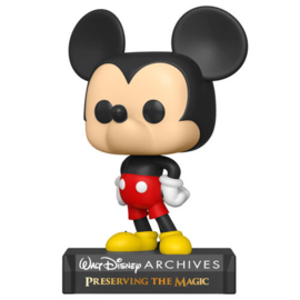 FUNKO POP figure Disney Archives Mickey Mouse (801)