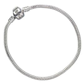 Harry Potter silver charm bracelet - 19cm