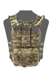 Warrior Elite Ops MOLLE  Assaulters Back Panel (MULTICAM)