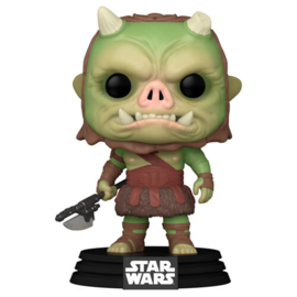 FUNKO POP figure Star Wars The Mandalorian Gamorrean Fighter (406)