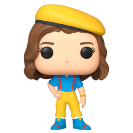 FUNKO POP figure Stranger Things Eleven in Yellow Outfit - Exclusive (854)