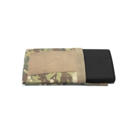 Warrior Elite Ops MOLLE Side Armour Pouch 1 set of 2 pouches (MULTICAM)
