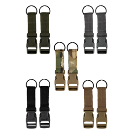 VIPER VX Buckle Up Clip Set (5 Colors)