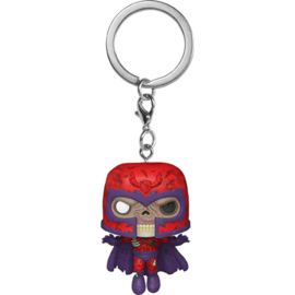 FUNKO Pocket POP keychain Marvel Zombies Magneto