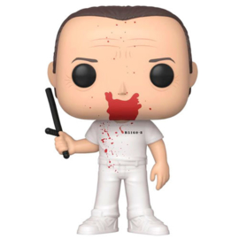 FUNKO POP figure Silence of Lambs Hannibal Bloody (788)