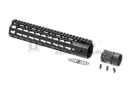 ARES 10 Inch Keymod Handguard Set (BLACK)