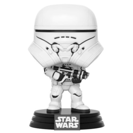 FUNKO POP figure Star Wars Rise of Skywalker Jet Trooper (317)