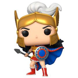 FUNKO POP WW80th Wonder Woman Challenge Of The Gods (390)