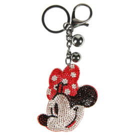 Disney Minnie premium keychain