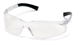 PYRAMEX Ztek Glasses - CLEAR