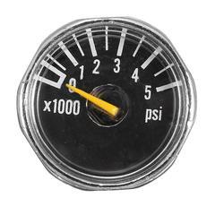 HPA Tank Regulator gauge replacement