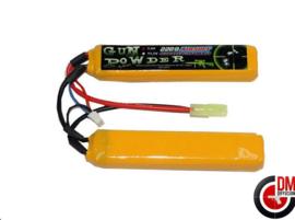 7.4v Lipo Battery 2200MaH - Nunchuck