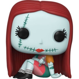 FUNKO POP figure Disney Nightmare Before Christmas Sally Sewing (806)