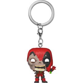 FUNKO Pocket POP keychain Marvel Zombies Deadpool