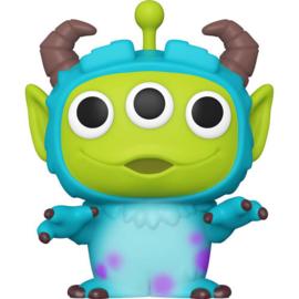 FUNKO POP figure Disney Pixar Alien Remix Sulley (759)