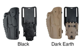TMC by W&T ALS polymer holster for Sig P320 pistol (2 COLORS)
