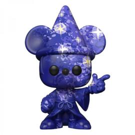 FUNKO POP figure Disney Fantasia 80th Mickey Artists Series (14)
