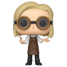 FUNKO POP figure Doctor Who 13th Doctor with Goggles (899)
