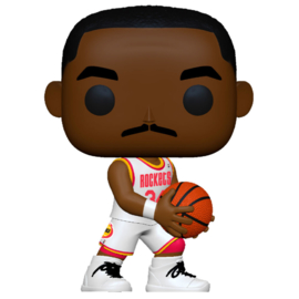 FUNKO POP figure NBA Legends Hakeem Olajuwon Rockets Home (106)