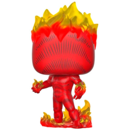 FUNKO POP figure Marvel 80th First Appearance Human Torch (501)