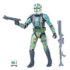 HASBRO Star Wars Clone Commander Gree figure - 15cm